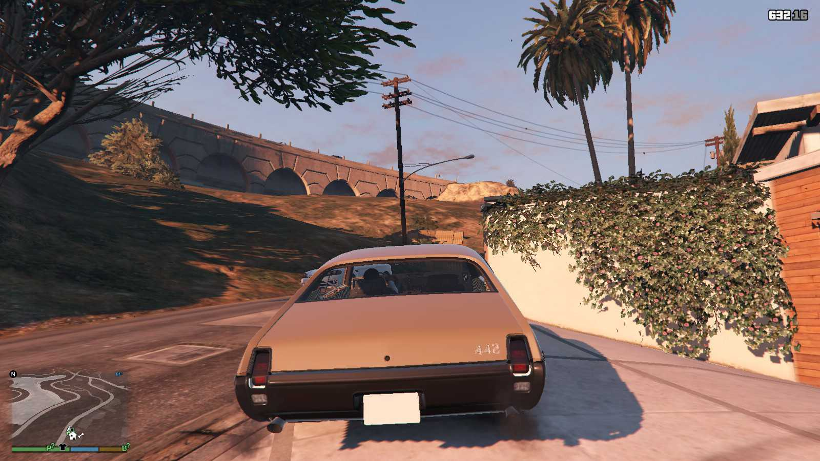1969 Oldsmobile Hurst 442 GTA5 Mods (3)
