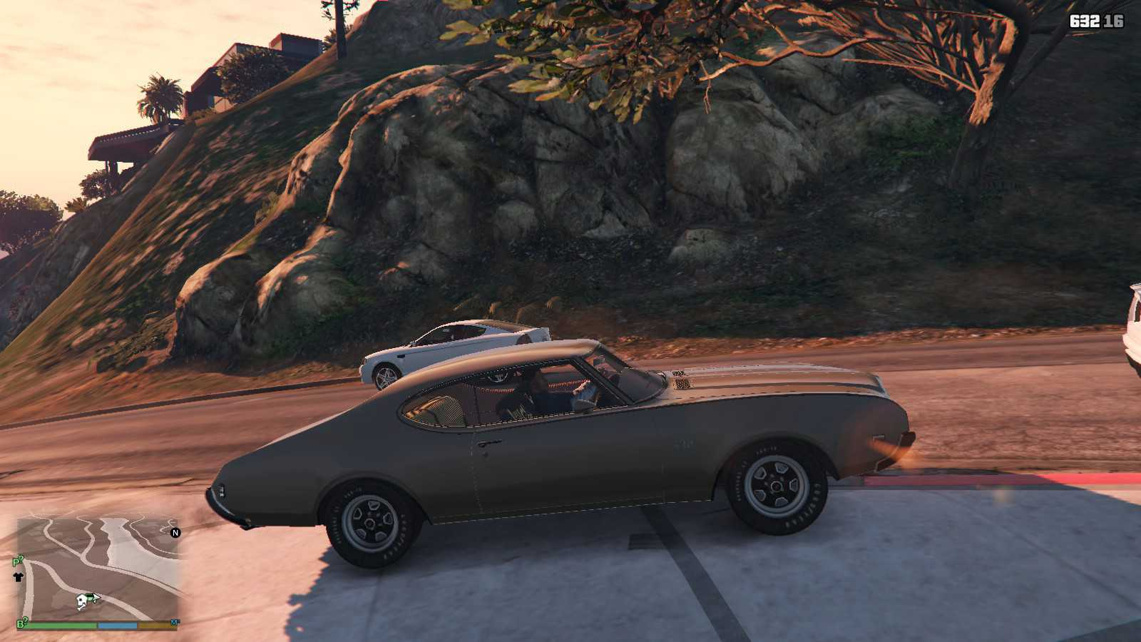 1969 Oldsmobile Hurst 442 GTA5 Mods (4)