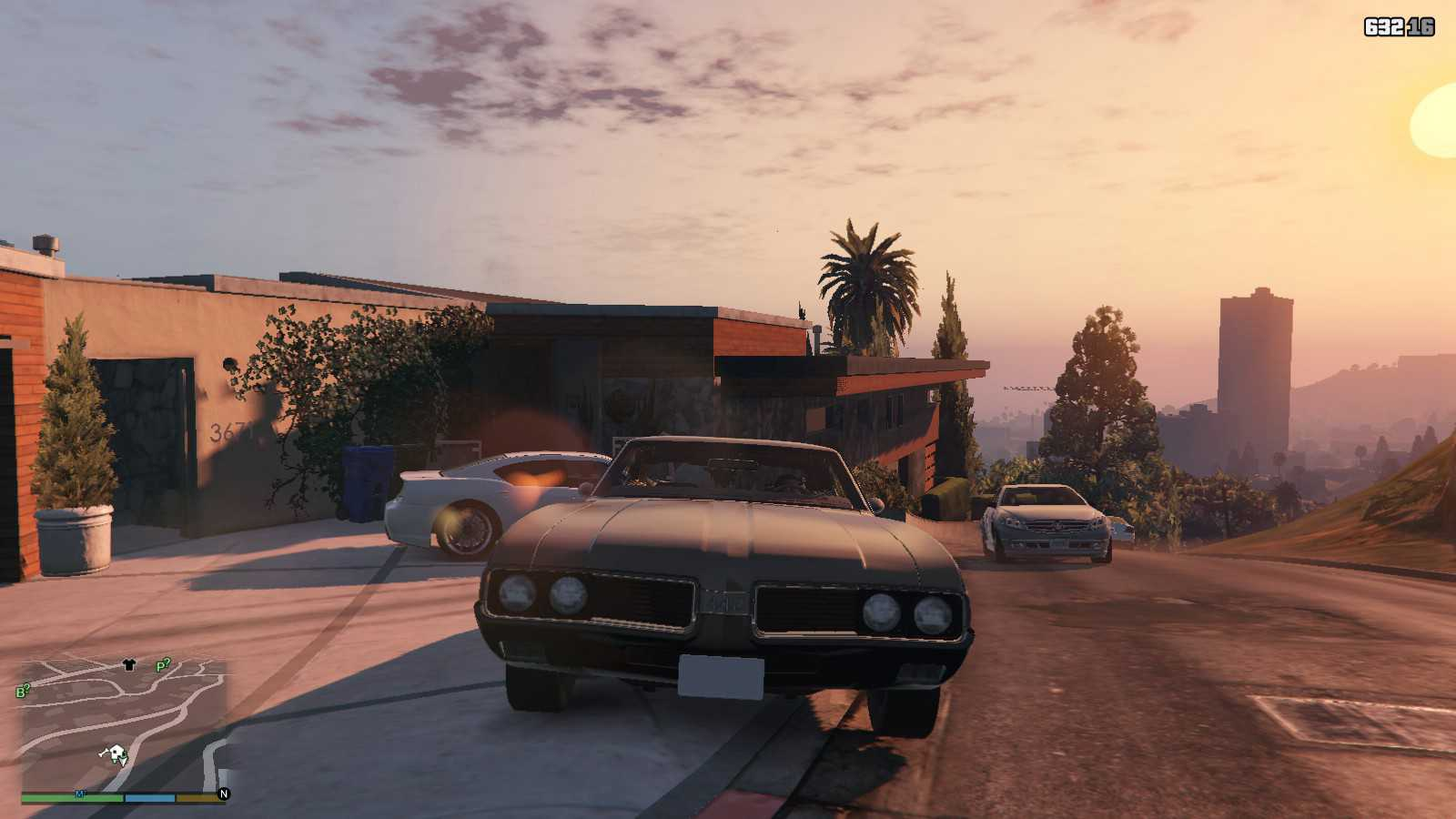 1969 Oldsmobile Hurst 442 GTA5 Mods (5)