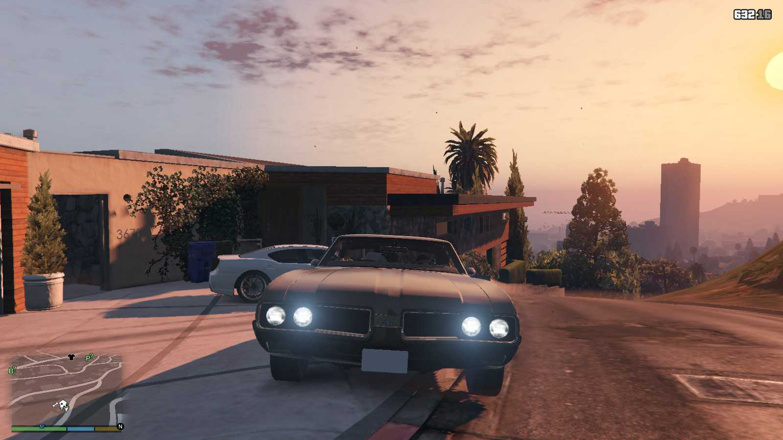 1969 Oldsmobile Hurst 442 GTA5 Mods (6)