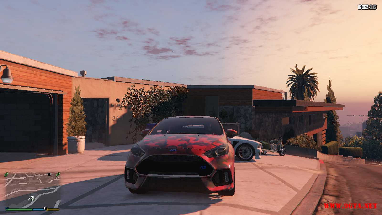 2017 Ford Focus RS GTA5 Mods (12)
