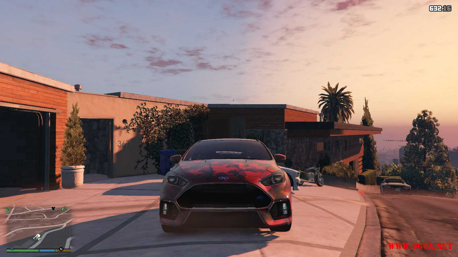 2017 Ford Focus RS GTA5 Mods (13)