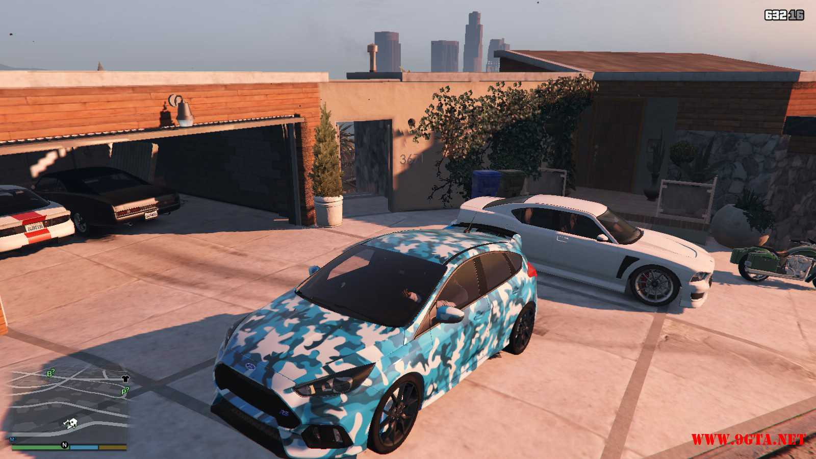 2017 Ford Focus RS GTA5 Mods (2)