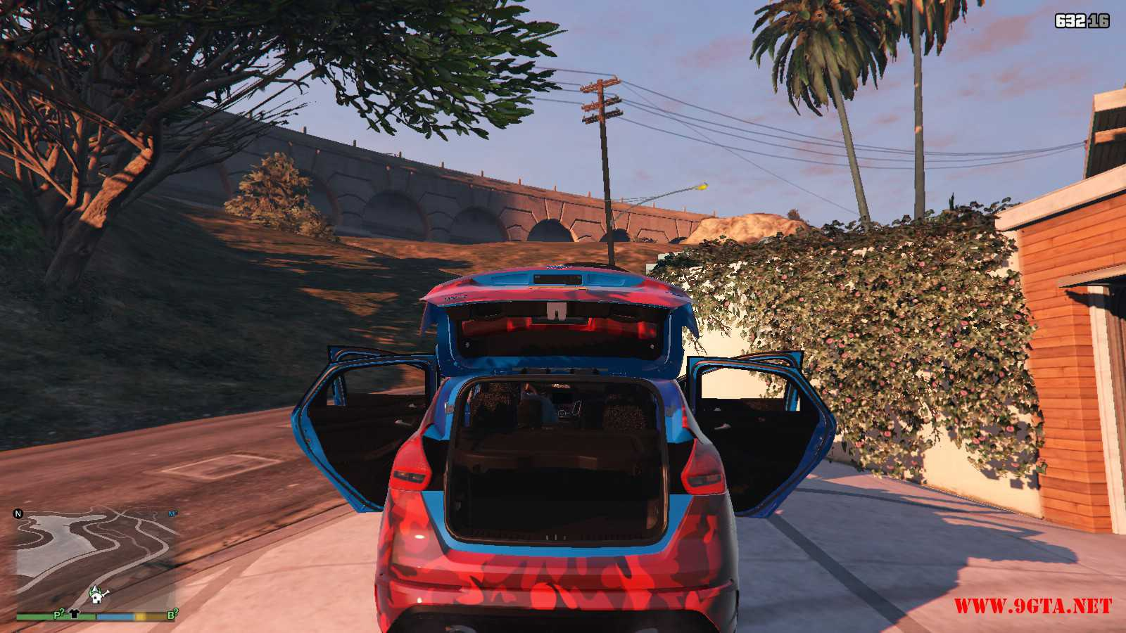 2017 Ford Focus RS GTA5 Mods (20)