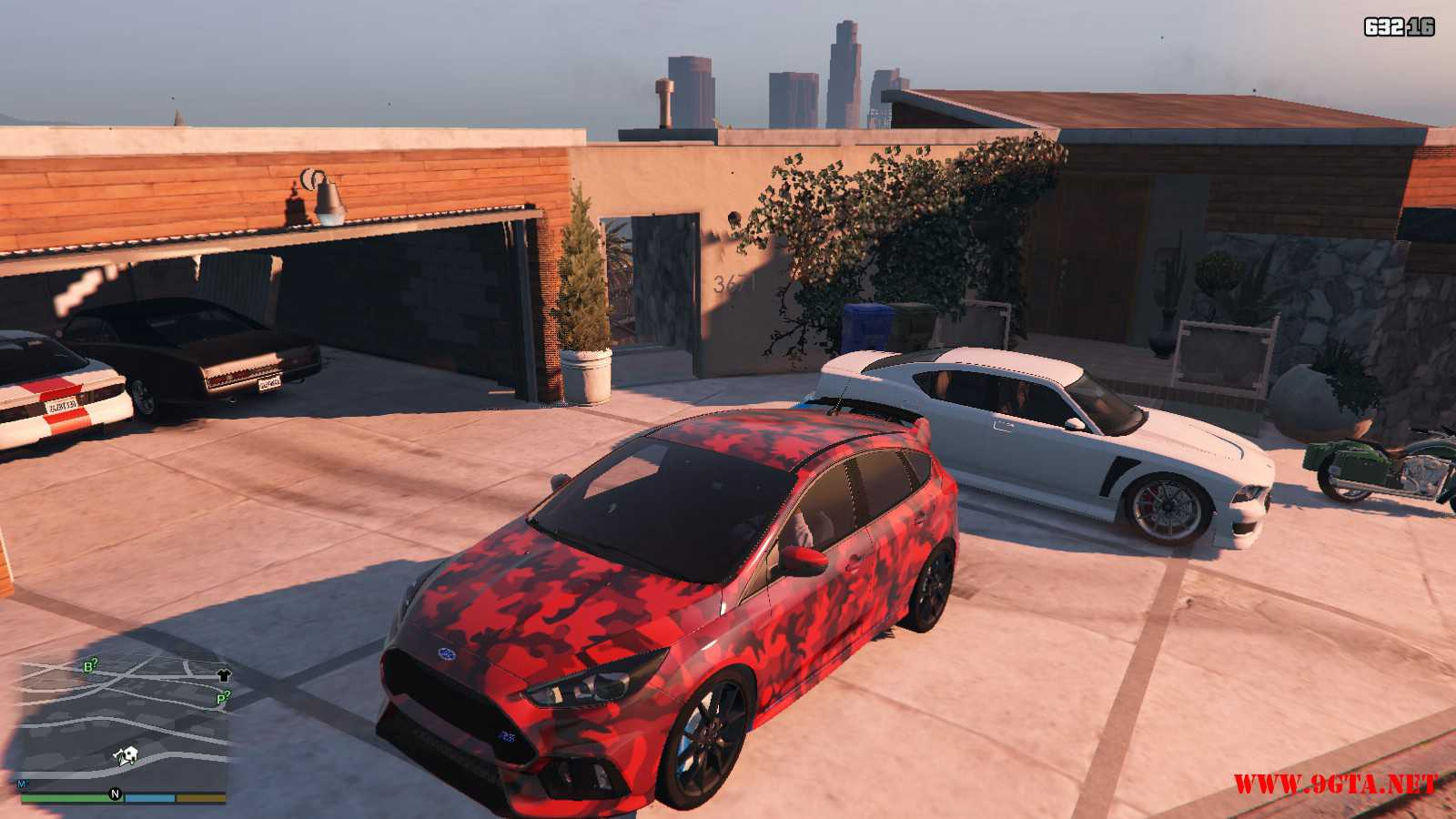 2017 Ford Focus RS GTA5 Mods (6)