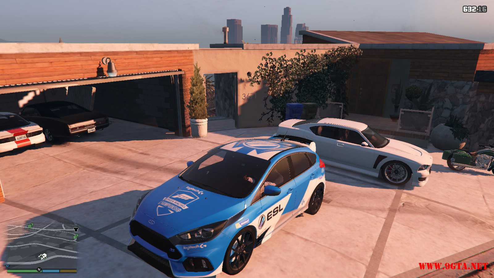 2017 Ford Focus RS GTA5 Mods (7)