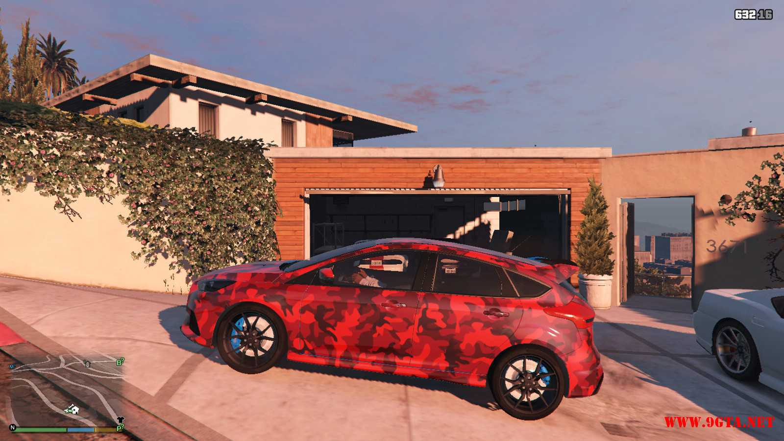 2017 Ford Focus RS GTA5 Mods (9)