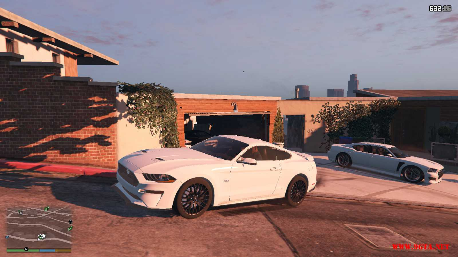 2018 Ford Mustang GT GTA5 Mods (1)