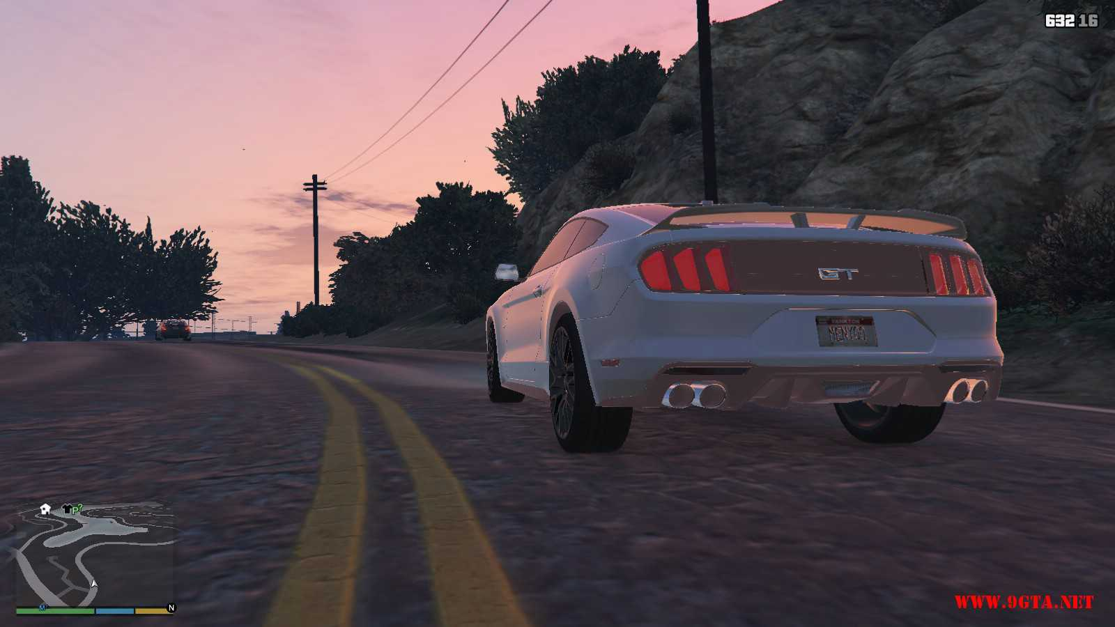 2018 Ford Mustang GT GTA5 Mods (17)