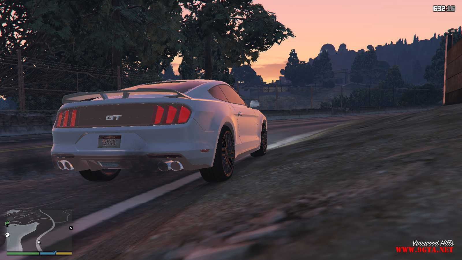 2018 Ford Mustang GT GTA5 Mods (18)
