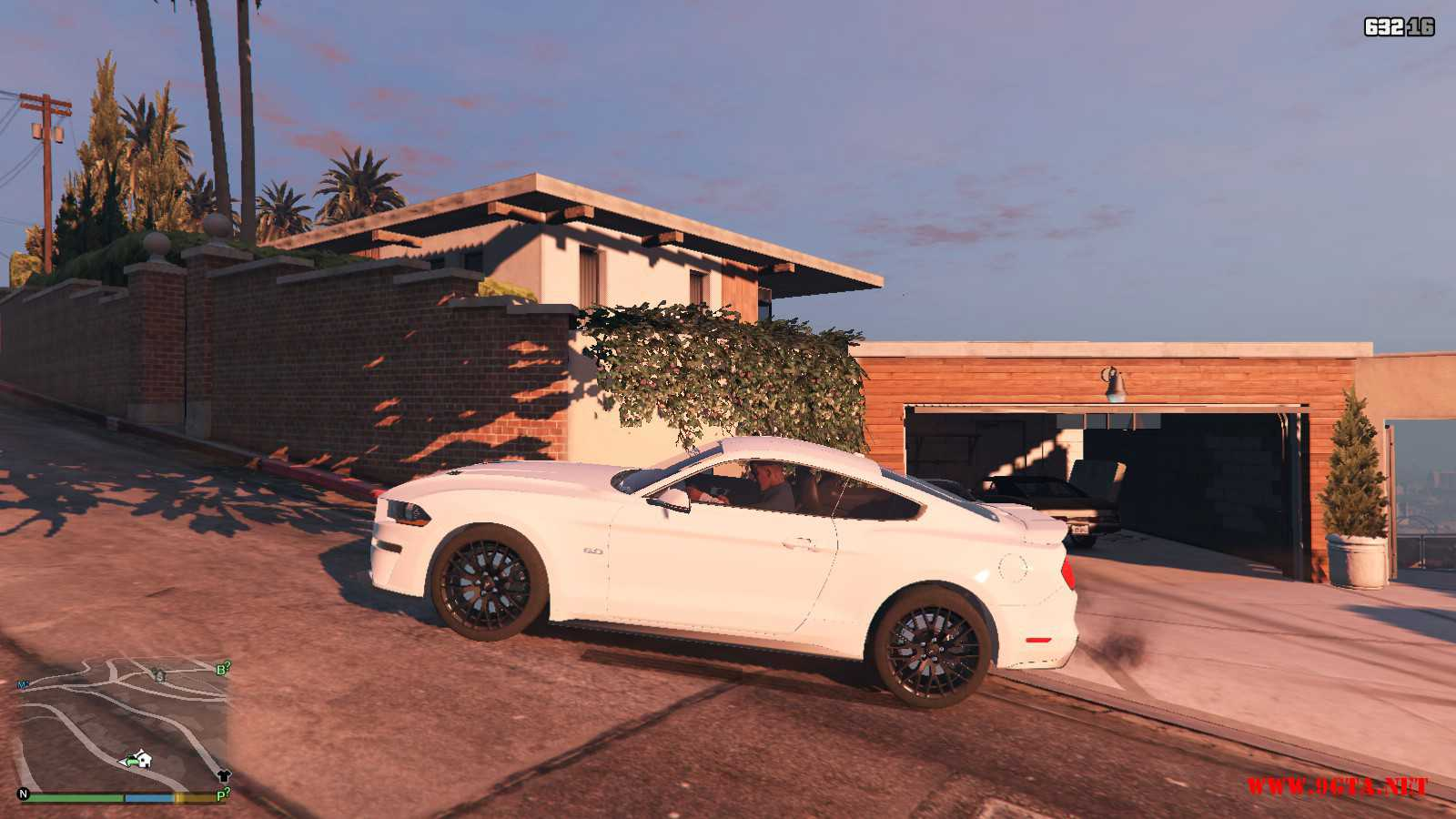 2018 Ford Mustang GT GTA5 Mods (2)