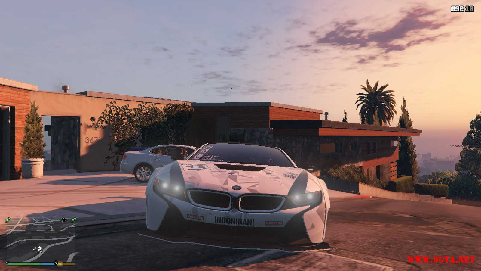 BMW I8 GTA5 Mods (13)