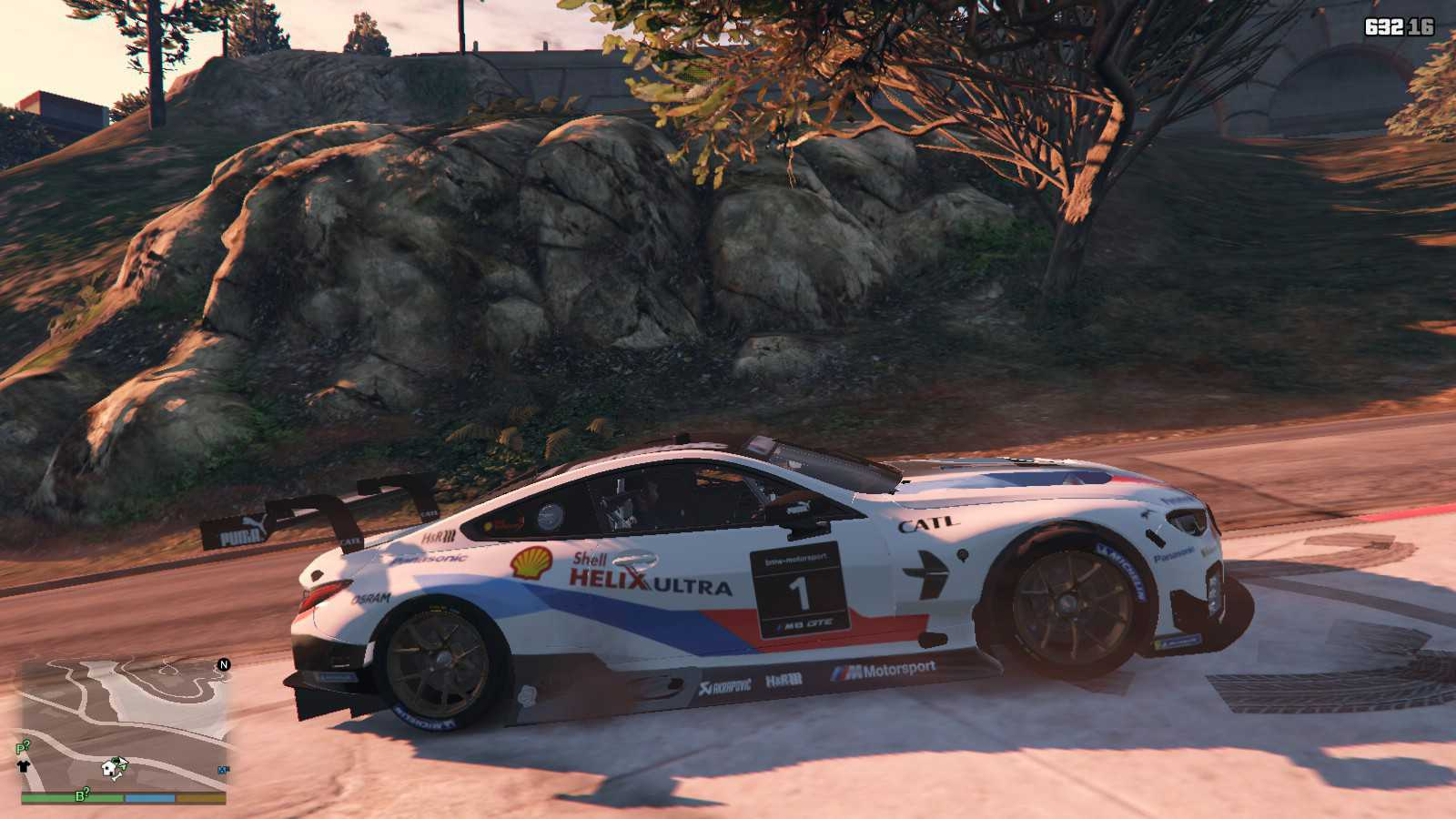 BMW M8 GTE GTA5 Mods (6)