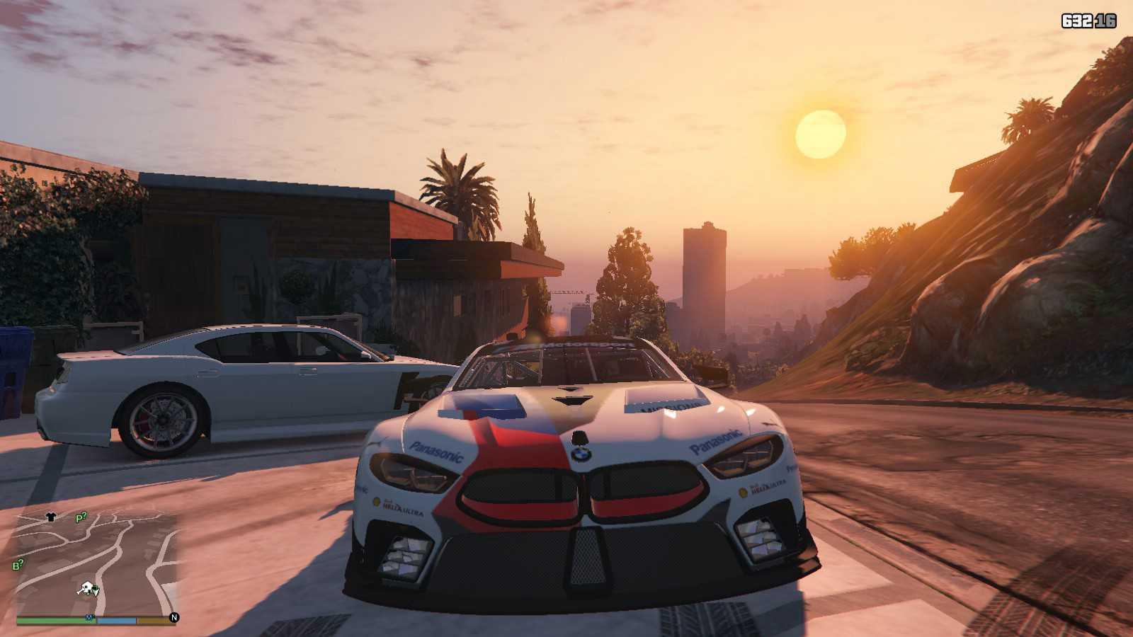 BMW M8 GTE GTA5 Mods (7)