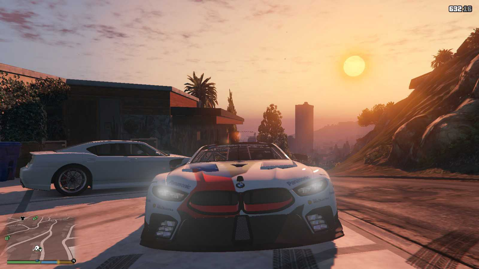 BMW M8 GTE GTA5 Mods (8)