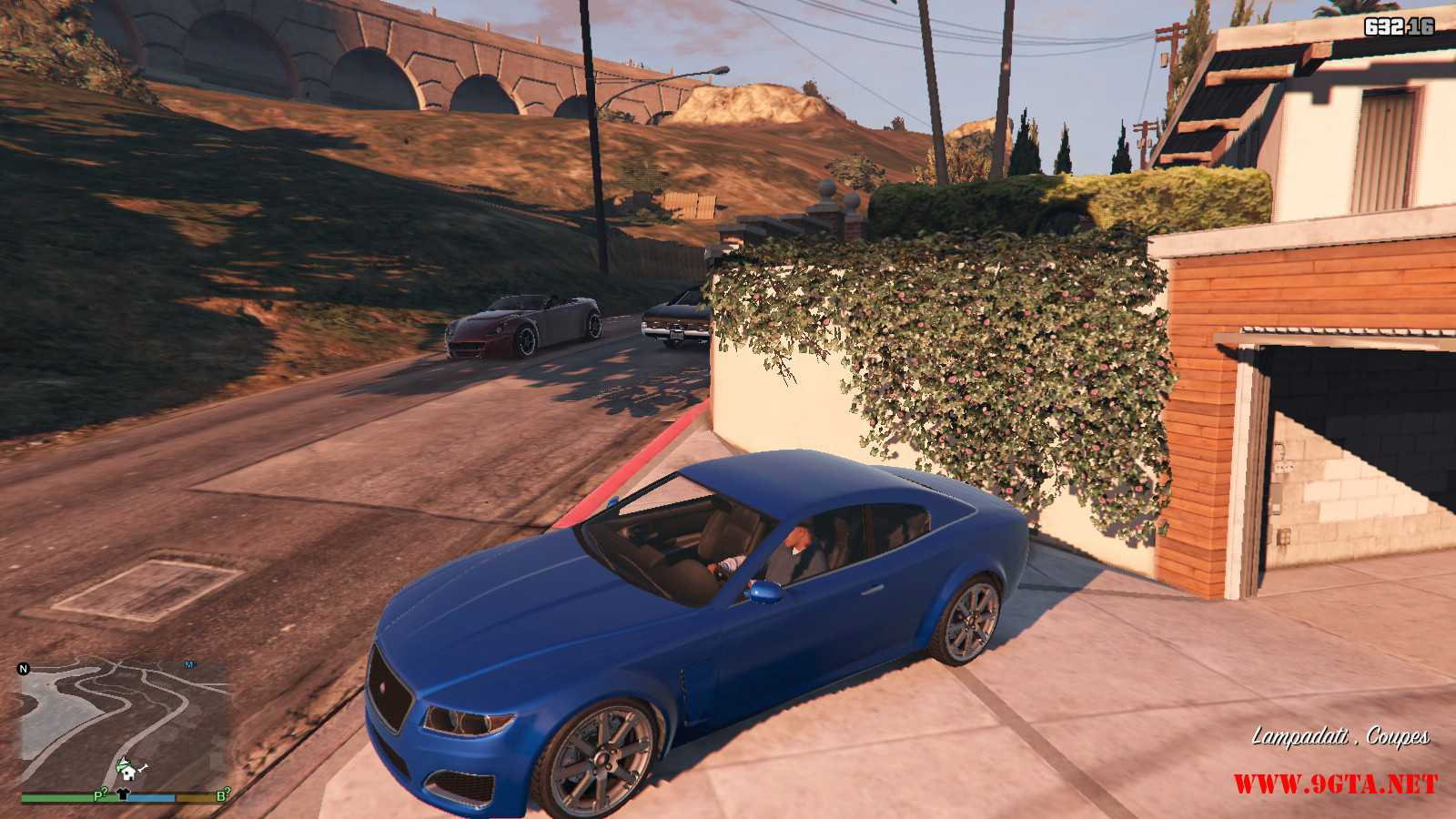 Felon Coupe GTA5 Mods (1)