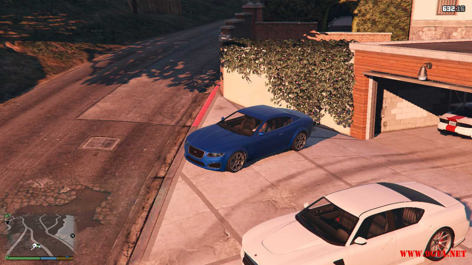 Felon Coupe GTA5 Mods (10)