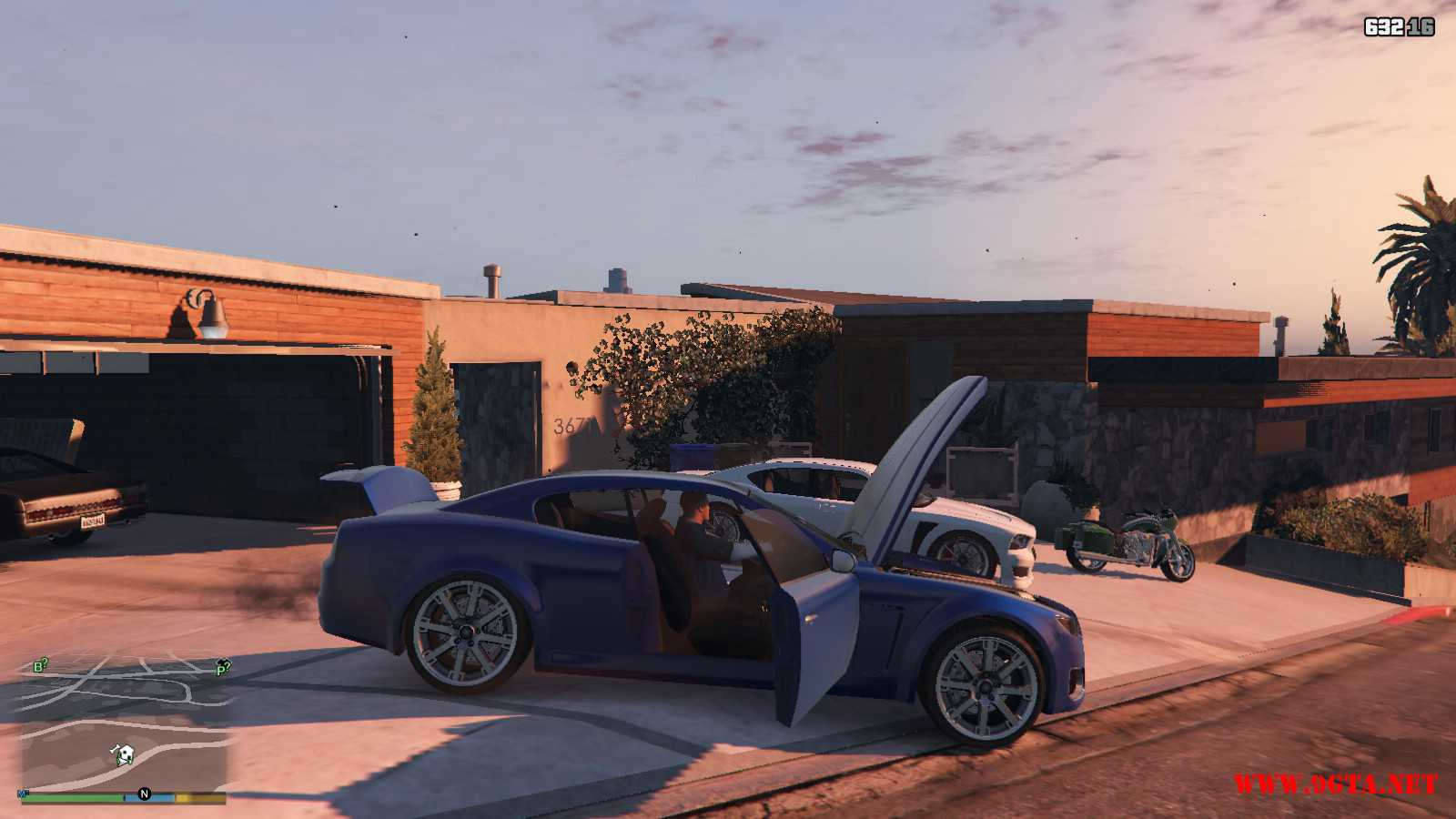 Felon Coupe GTA5 Mods (14)