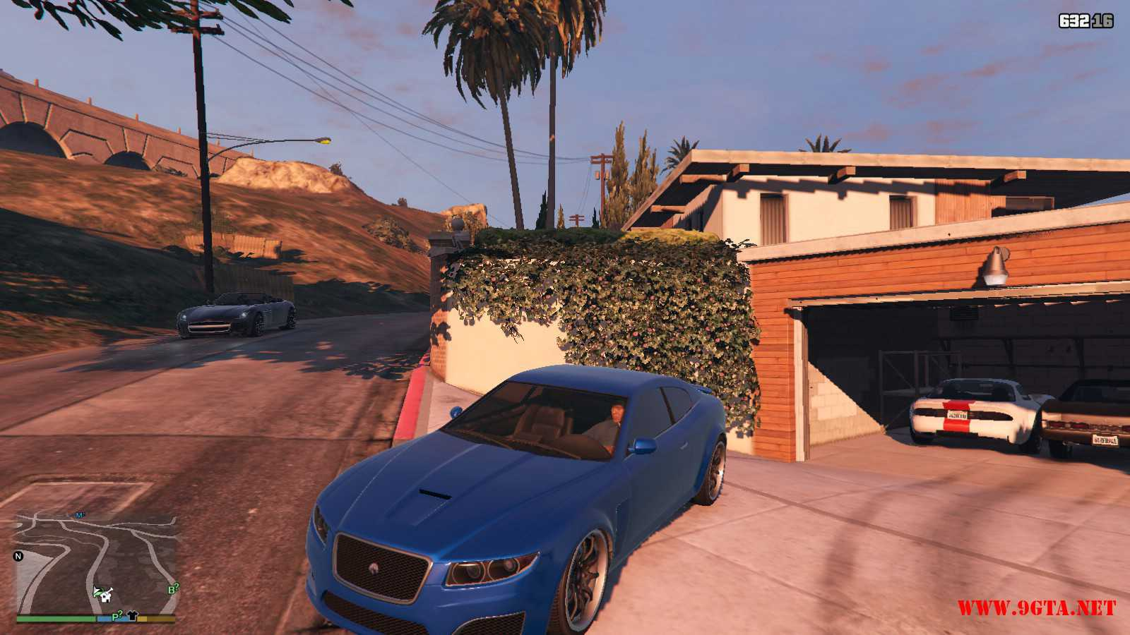 Felon Coupe GTA5 Mods (16)