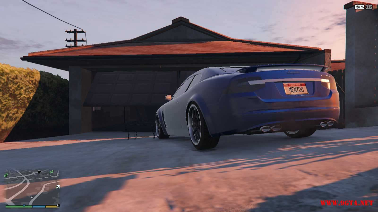 Felon Coupe GTA5 Mods (17)