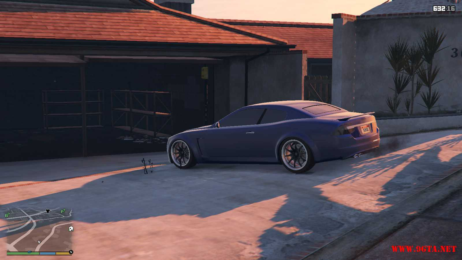 Felon Coupe GTA5 Mods (18)