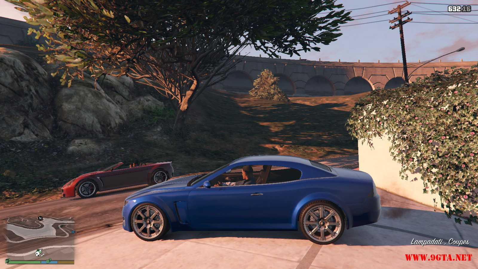 Felon Coupe GTA5 Mods (2)