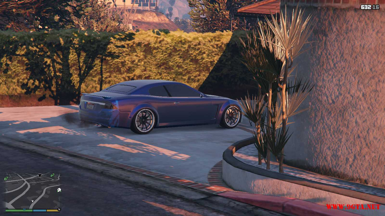 Felon Coupe GTA5 Mods (20)
