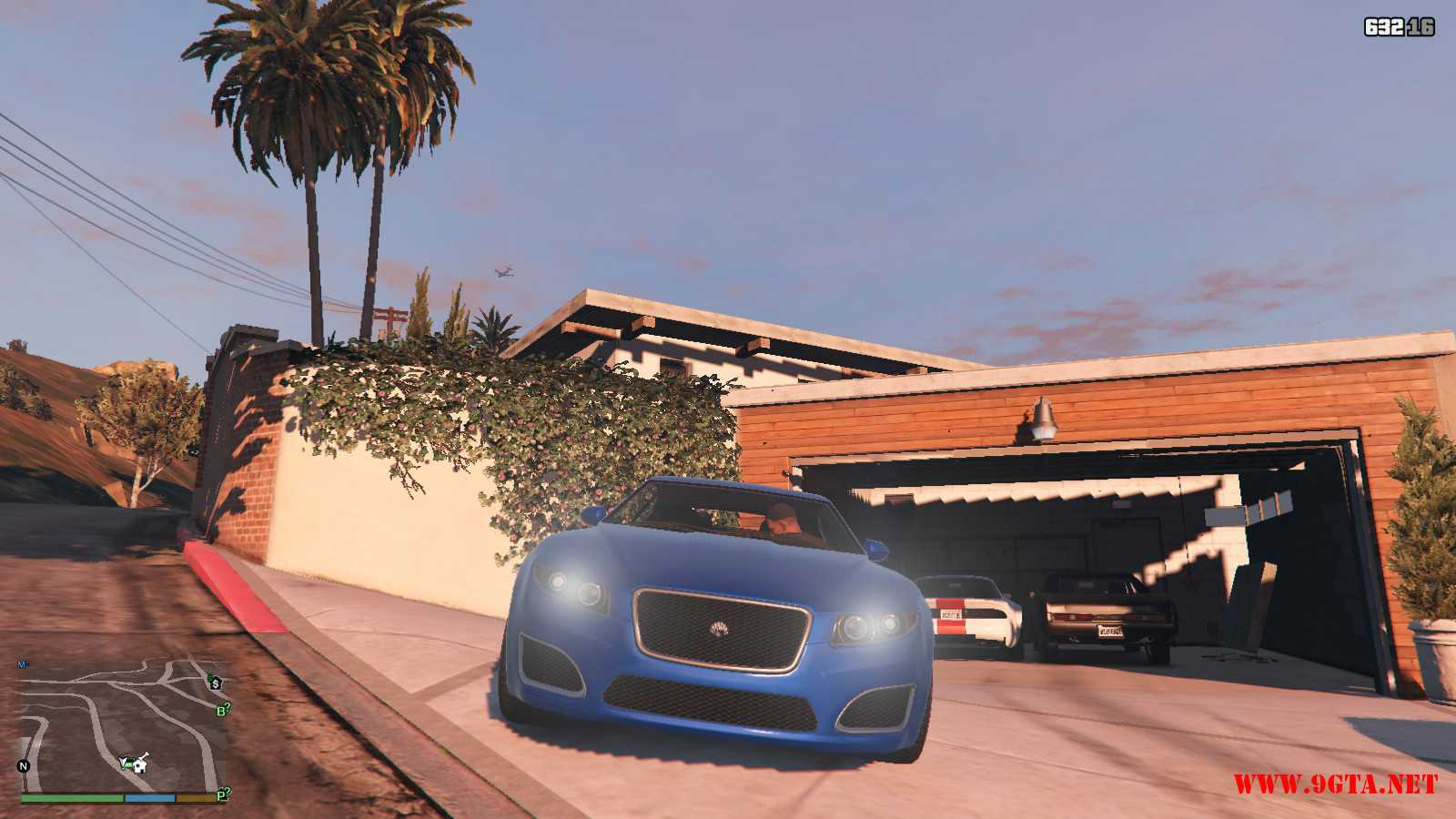 Felon Coupe GTA5 Mods (6)