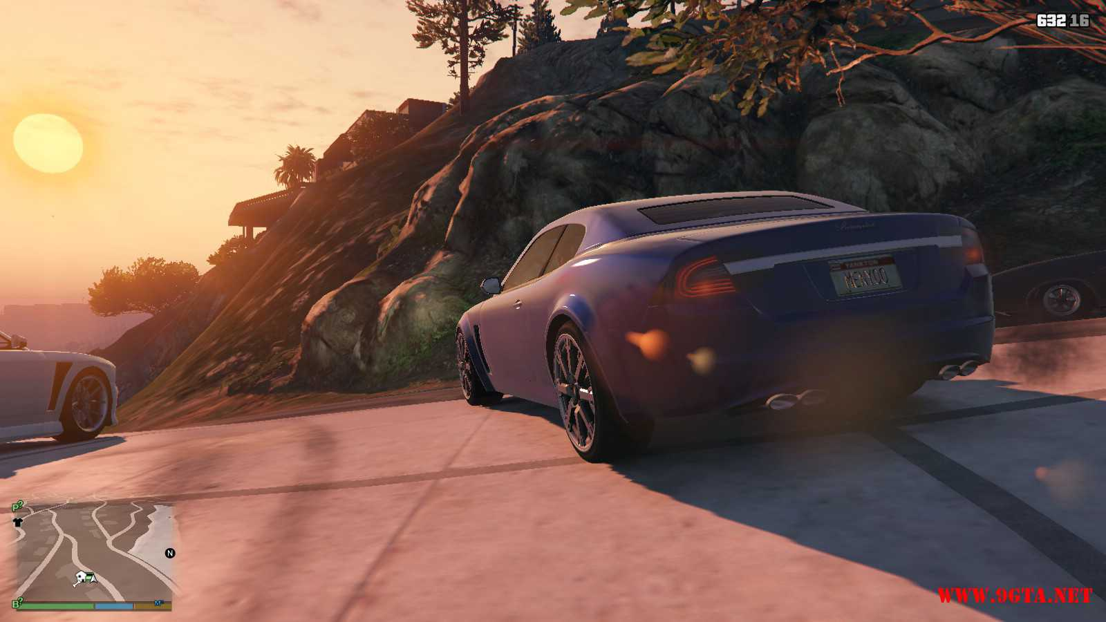 Felon Coupe GTA5 Mods (9)