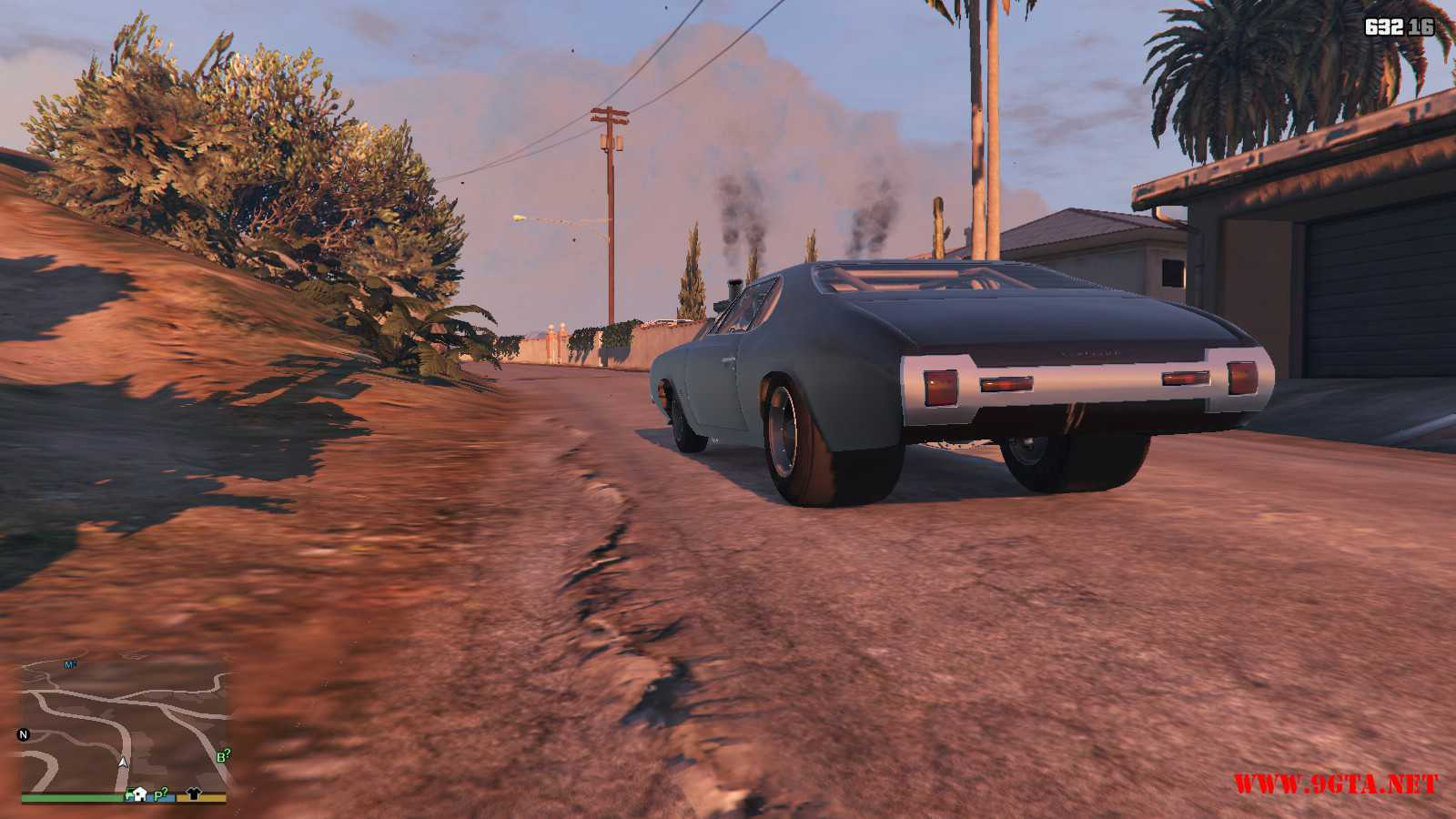 Promod Stallion v1.0 GTA5 Mods (13)