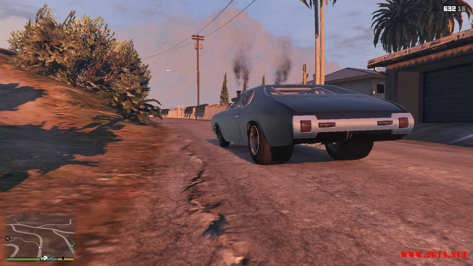 Promod Stallion v1.0 GTA5 Mods (14)