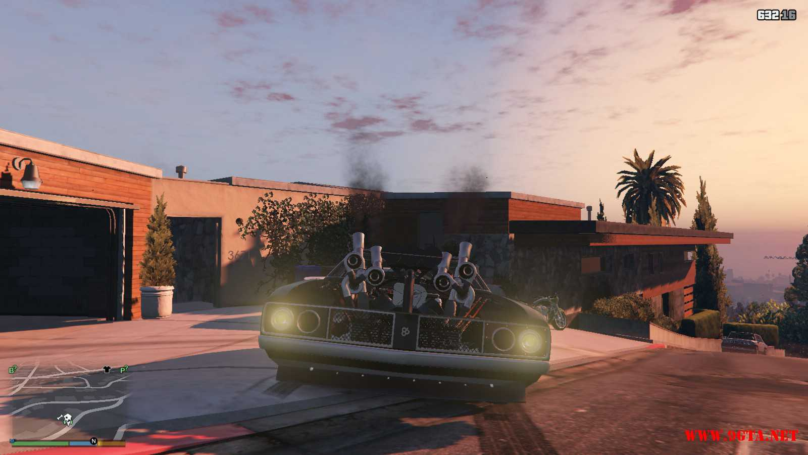 Promod Stallion v1.0 GTA5 Mods (6)