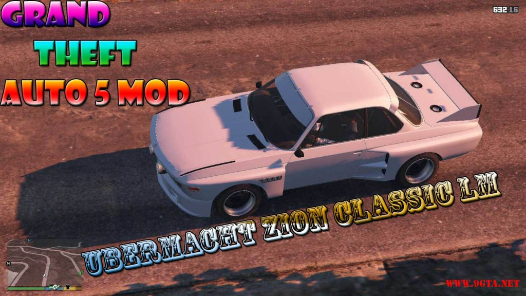 Ubermacht Zion Classic LM Mod For GTA5