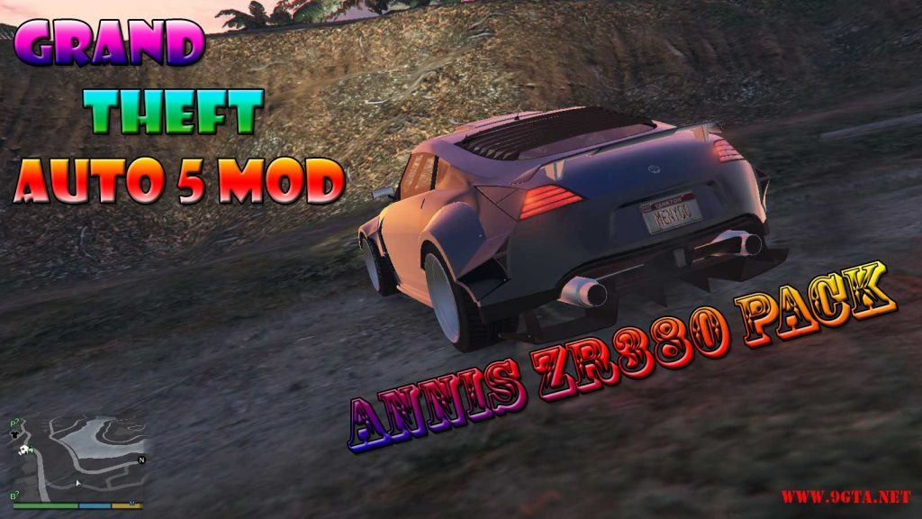 Annis ZR380 Packs Mod For GTA5