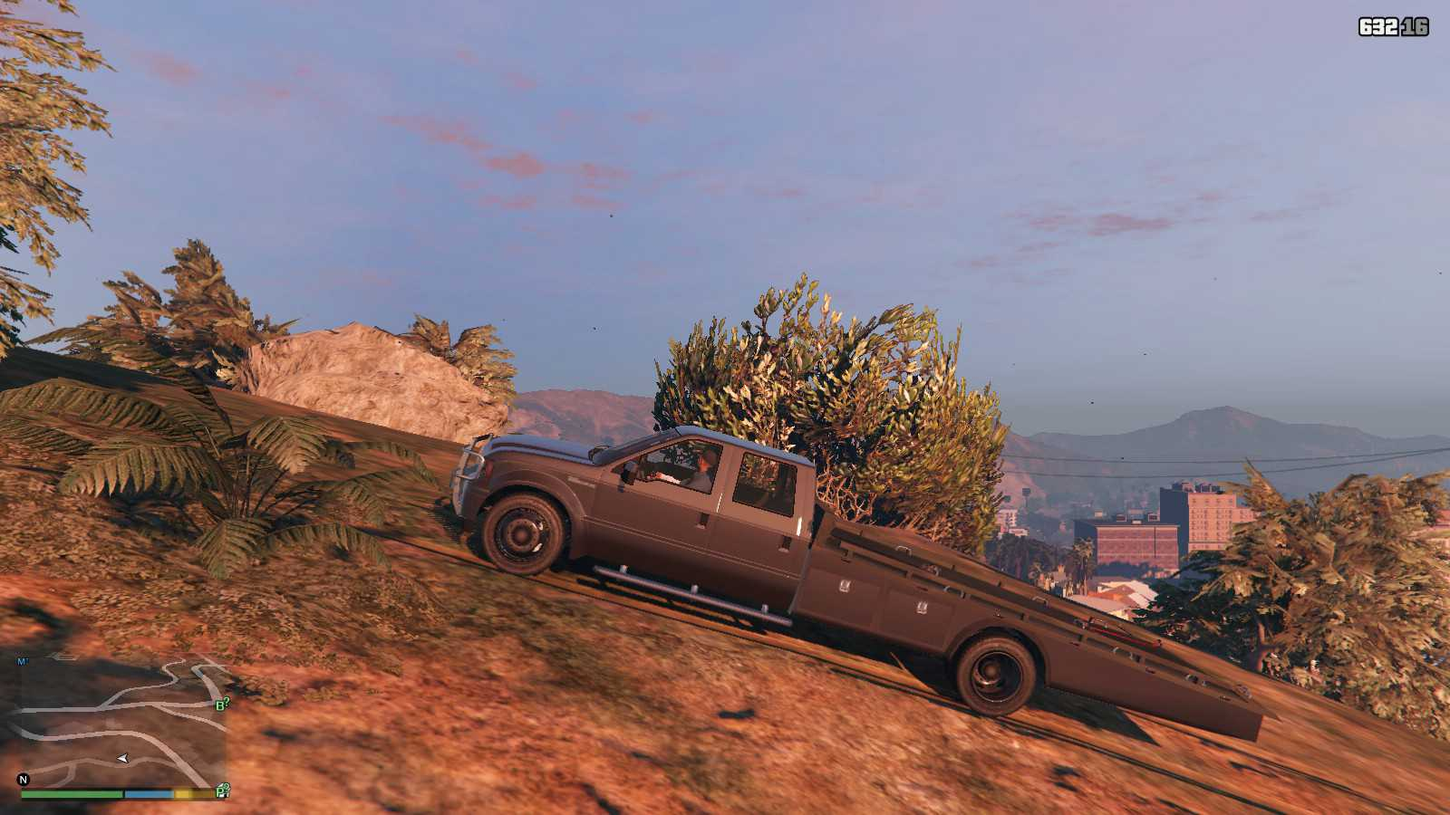 Vapid Sadler Ramp Truck GTA5 Mods (1)