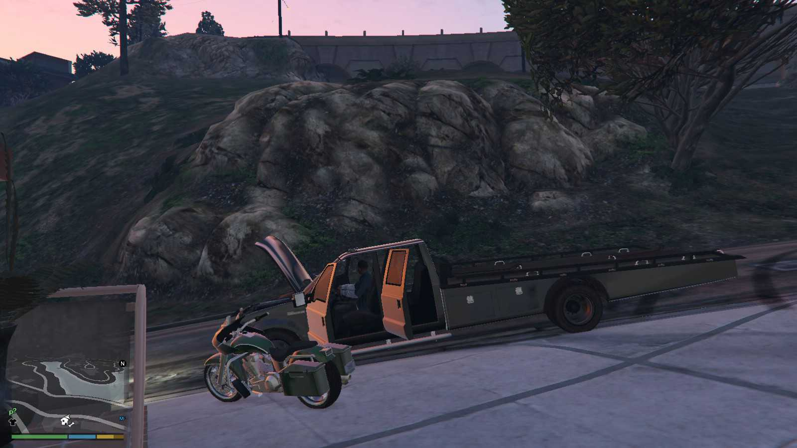 Vapid Sadler Ramp Truck GTA5 Mods (11)