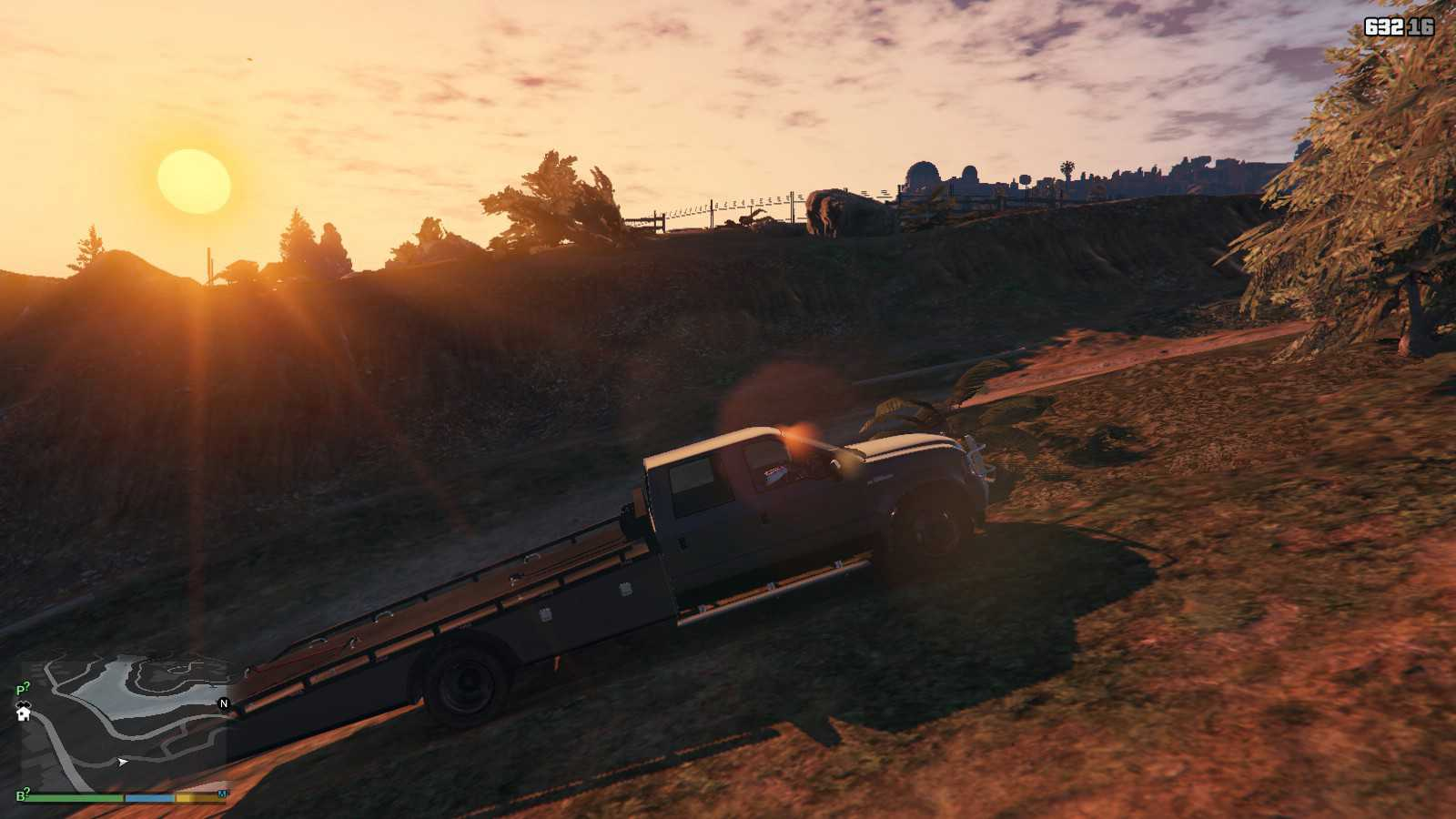 Vapid Sadler Ramp Truck GTA5 Mods (2)
