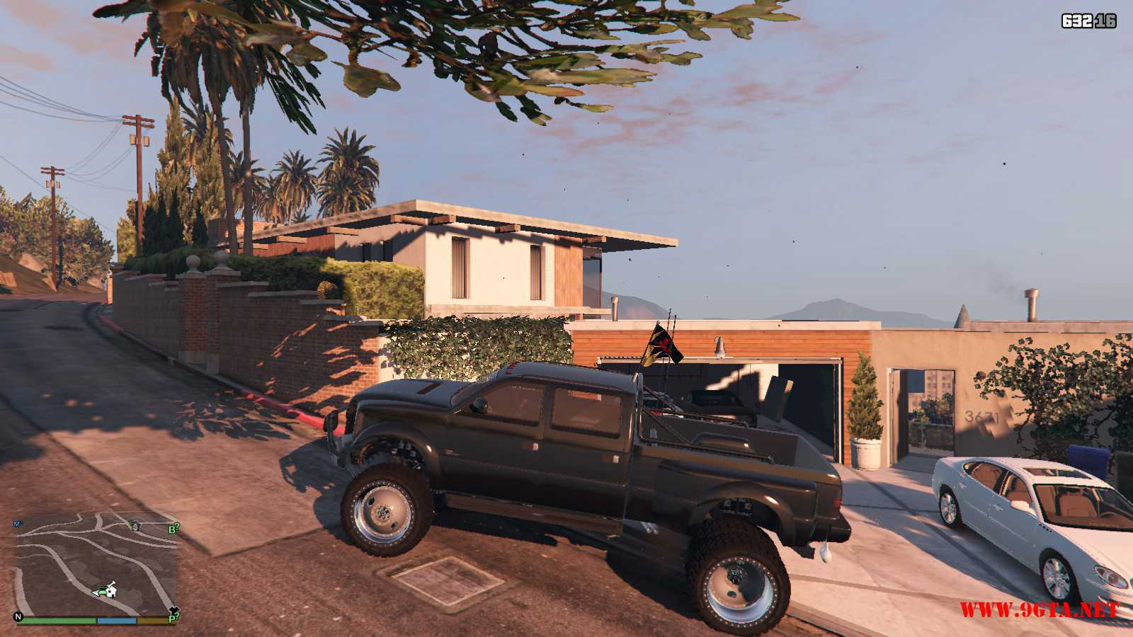 Vapid Sandking XL Dually GTA5 Mods (2)