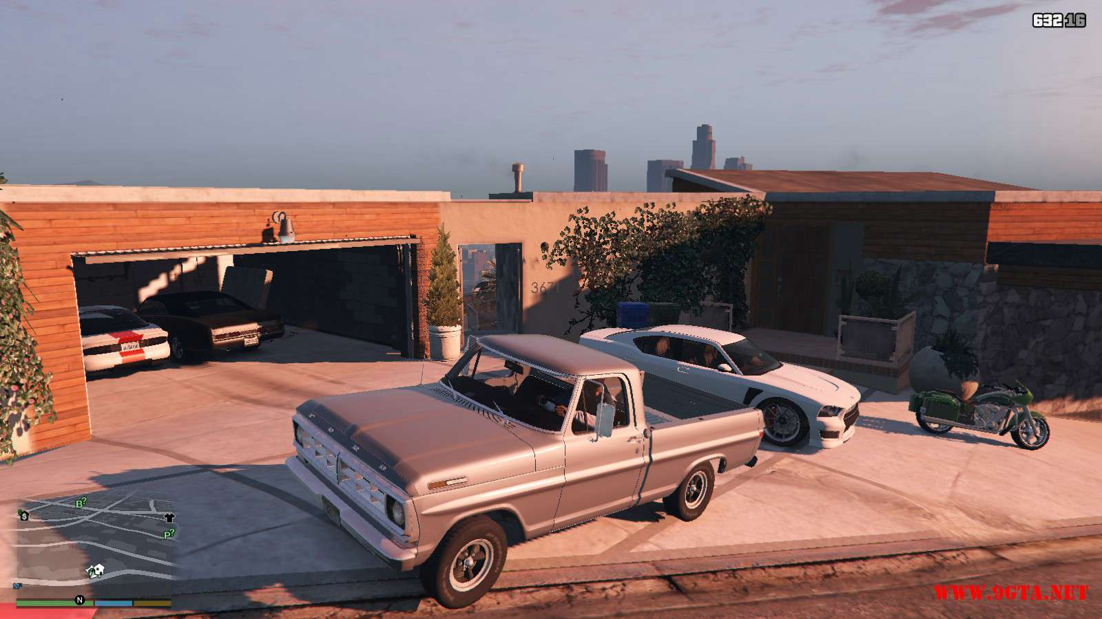 1970 Ford F100 GTA5 Mods (1)