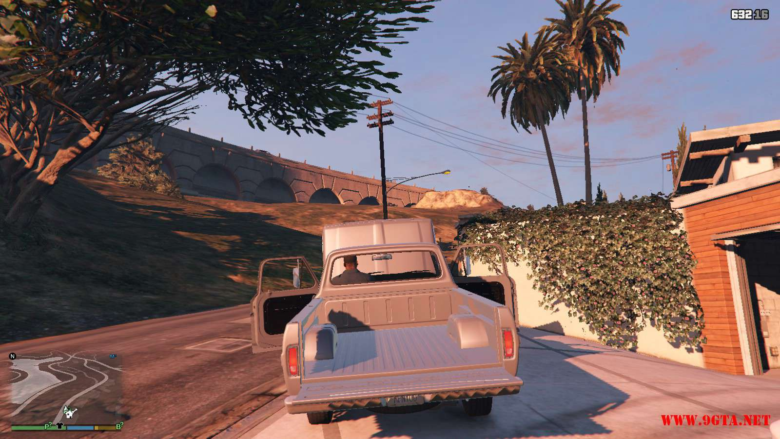 1970 Ford F100 GTA5 Mods (12)