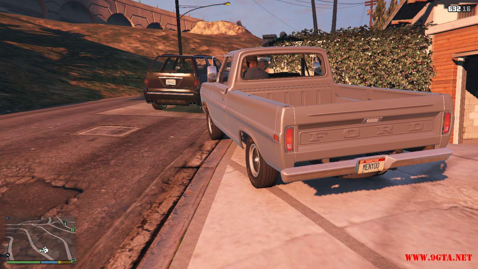 1970 Ford F100 GTA5 Mods (13)