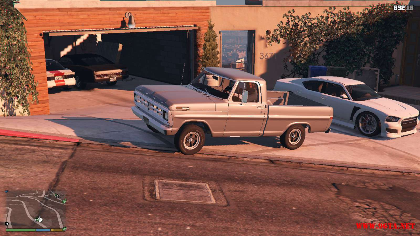 1970 Ford F100 GTA5 Mods (15)