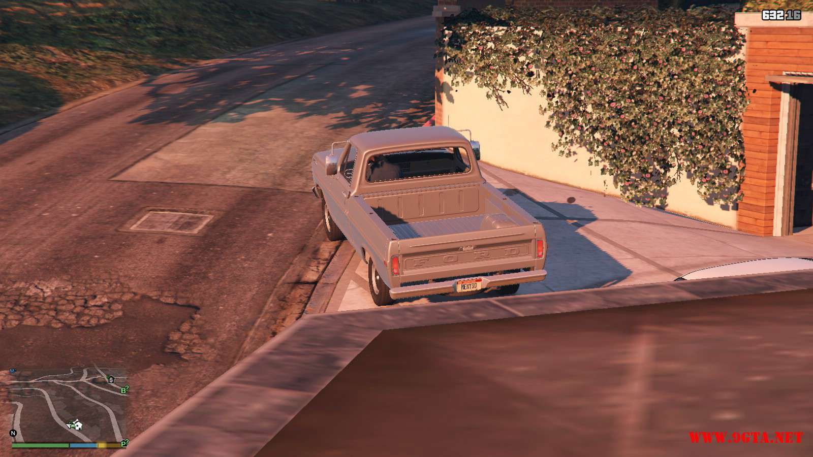 1970 Ford F100 GTA5 Mods (16)