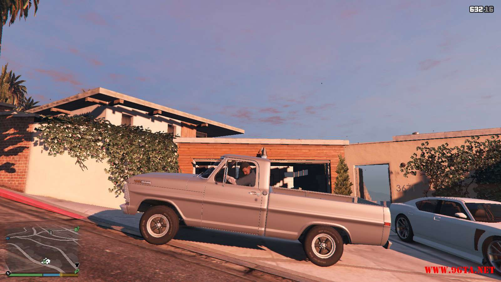 1970 Ford F100 GTA5 Mods (2)