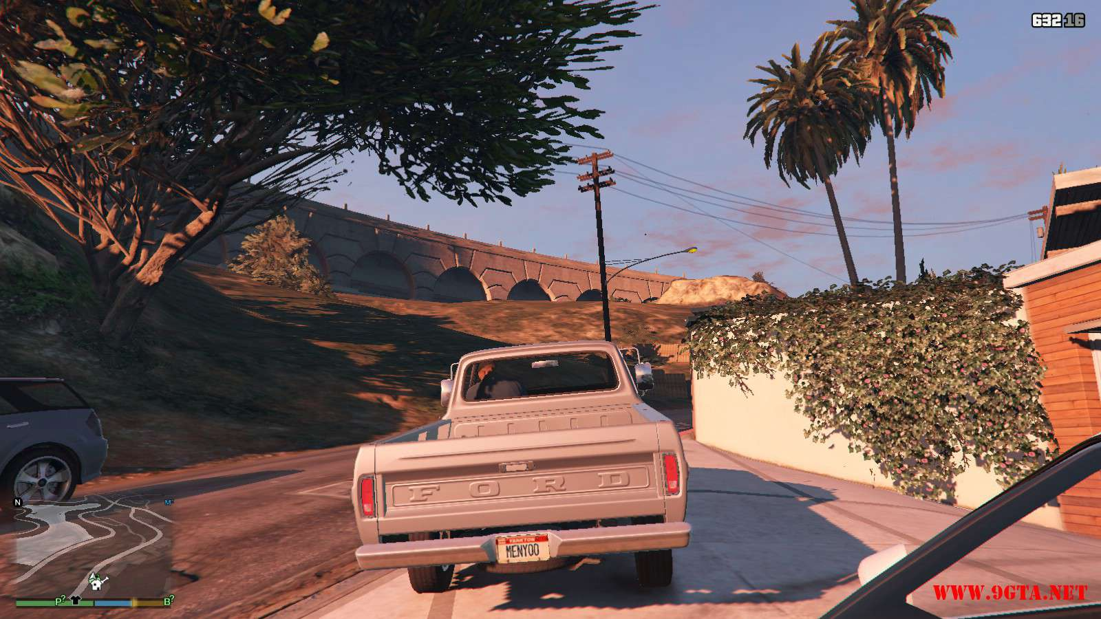 1970 Ford F100 GTA5 Mods (3)