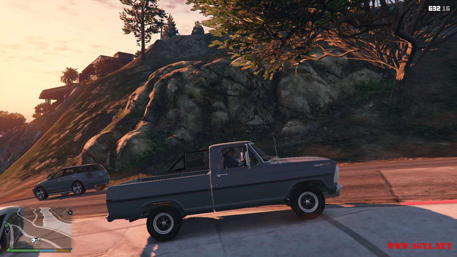 1970 Ford F100 GTA5 Mods (4)