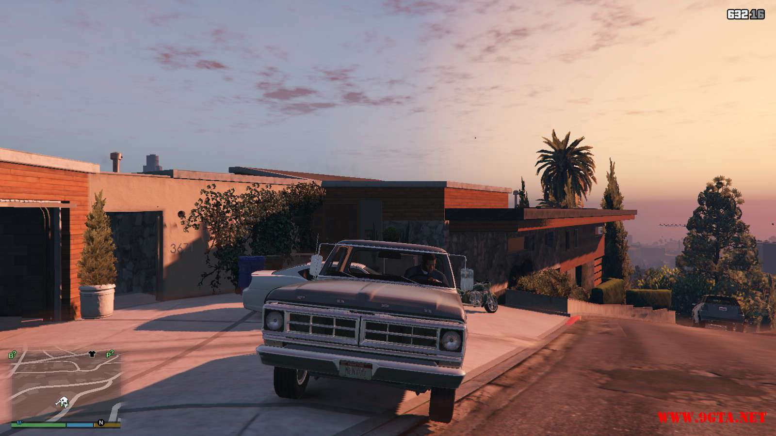 1970 Ford F100 GTA5 Mods (5)
