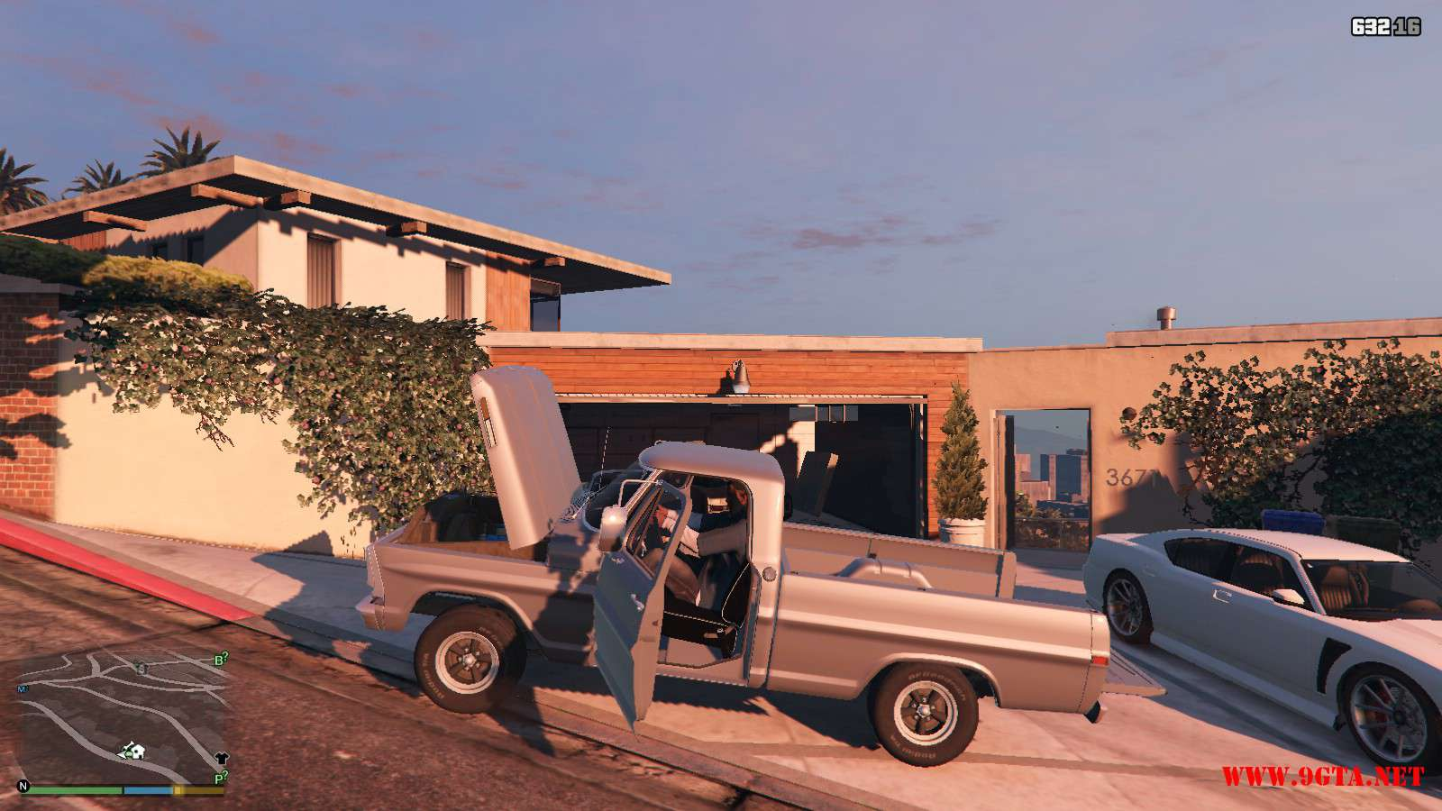 1970 Ford F100 GTA5 Mods (9)