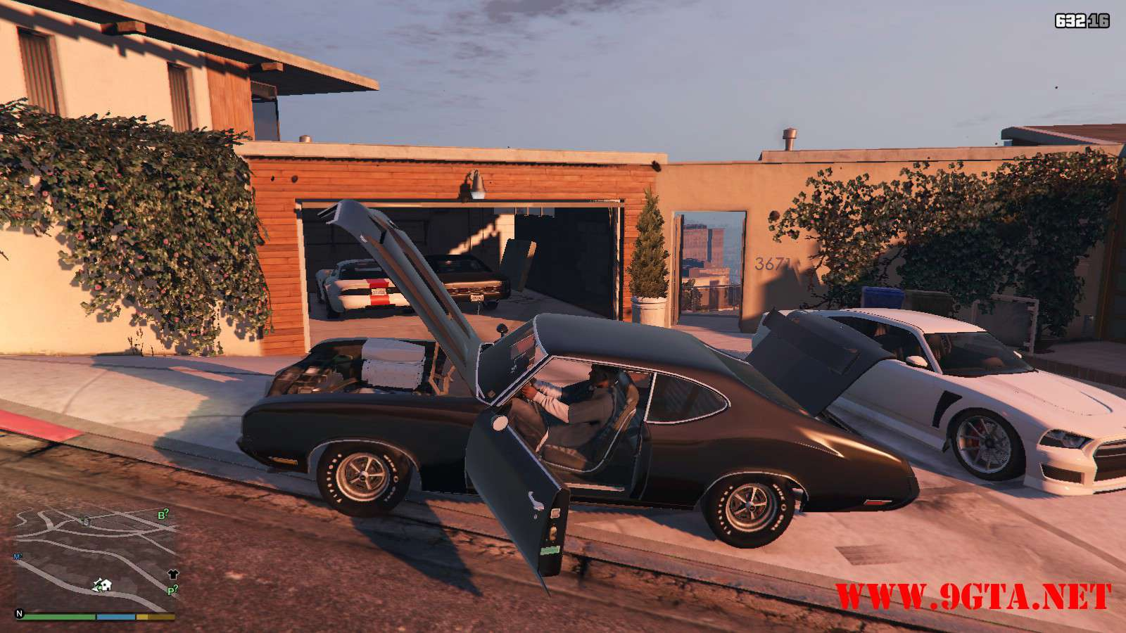 1970 Oldsmobile 442 GTA5 Mods (17)