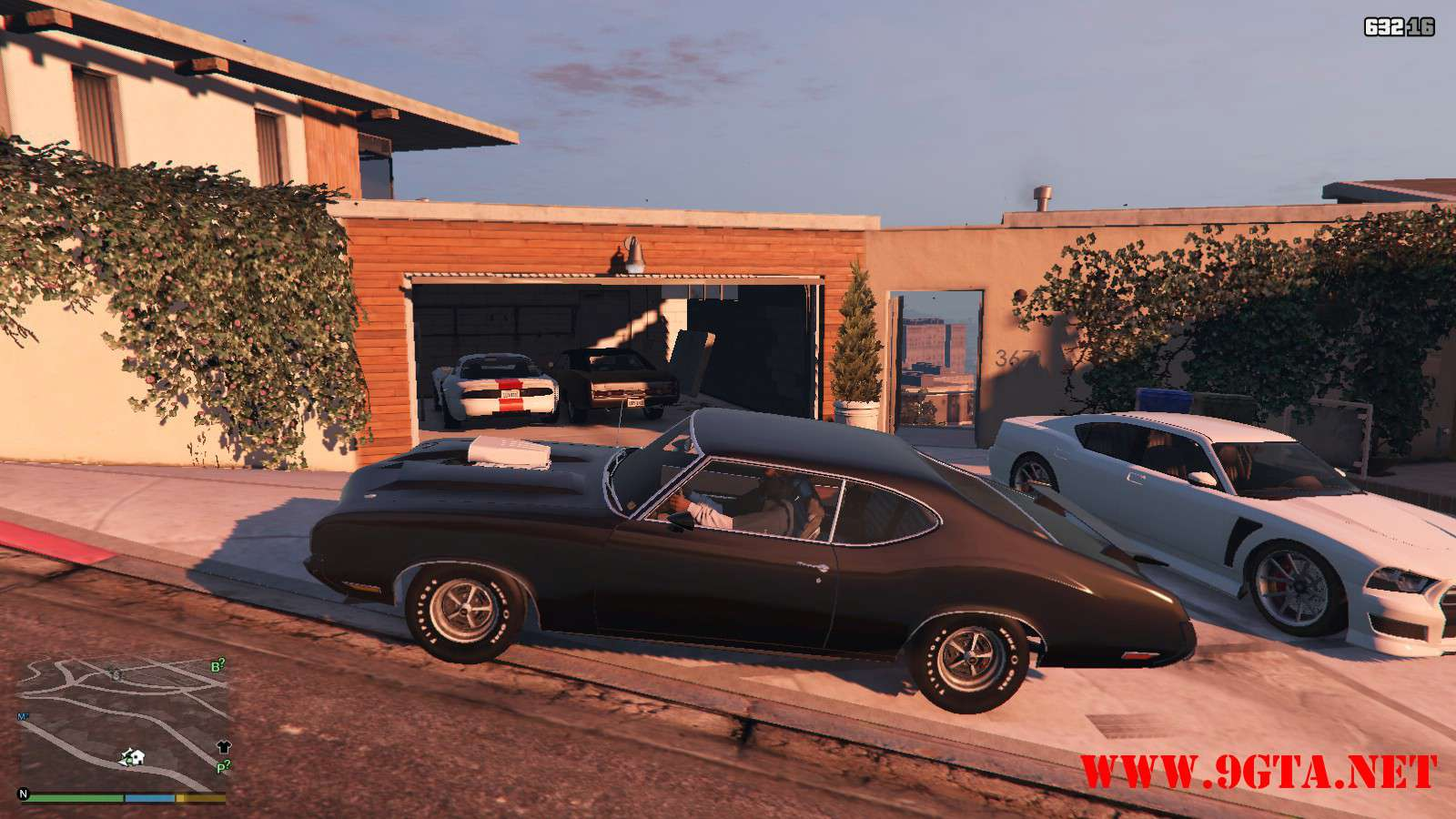 1970 Oldsmobile 442 GTA5 Mods (2)